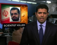 News Wrap: Hit-and-Run Bombing Kills Top Iranian Nuclear Scientist