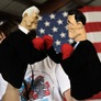 Gingrich, Romney Slug It Out in Florida