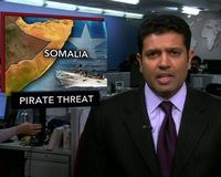 News Wrap: Somali Captors Threaten to Kill American Hostage if U.S. Interferes