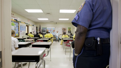 Photo by Richard Ross in Harrison, Miss., juvenile detention center