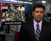 News Wrap: Suicide Bombing Kills at Least 33 in Iraq
