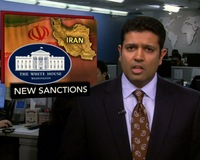 News Wrap: Iran Calls U.S. Sanctions on Central Bank 'Psychological War'