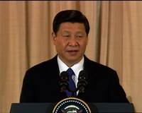 Chinese VP Xi Ready for 'Candid' Dialogue on Human Rights