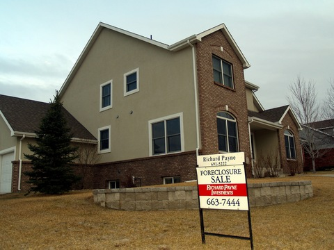 Home Foreclosure in Greeley, Colo.