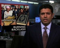 News Wrap: At Least 7 More Killed in Afghanistan Over Quran Burnings