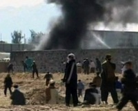 Suicide Attack at NATO Base in Jalalabad Kills 9 Afghans