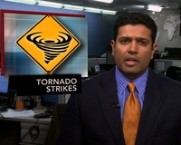 News Wrap: At Least 9 Dead After Tornadoes Sweep Midwest
