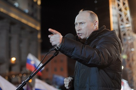 What Putin's Latest Win Means for Russia