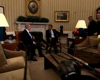 Obama, Netanyahu Show Unity, Yet Signal Differences, Over Iran Strategy