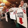 Polls Close in Ohio; Race Too Close to Call