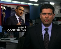 News Wrap: Obama Tackles Iran, Campaign Issues in Super Tuesday News Conference