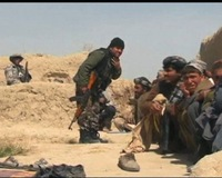 Insurgents Attack Afghan Delegation at Massacre Site
