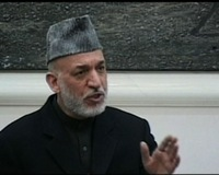 Afghanistan's Karzai Criticizes U.S. Over Massacre Investigation