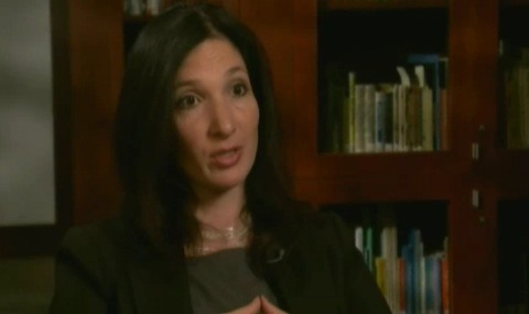 Former Goldman Sachs employee Nomi Prins