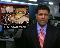 News Wrap: U.N. Security Council Backs Annan Plan to End Syrian Conflict