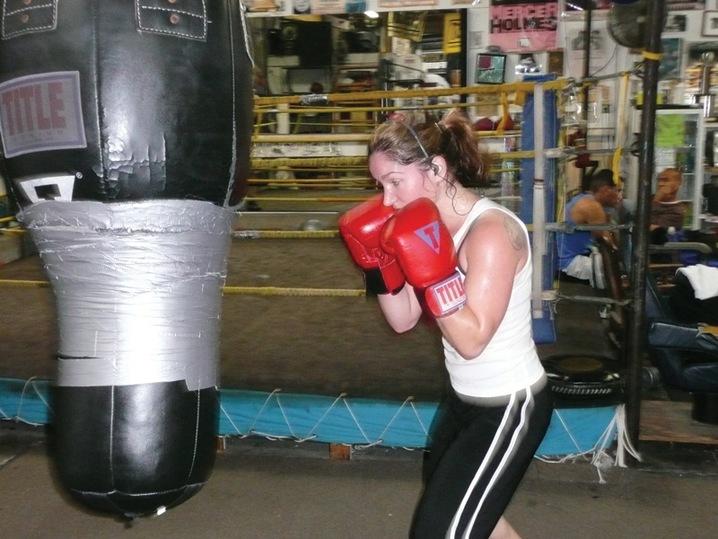 'Boxing Gym'