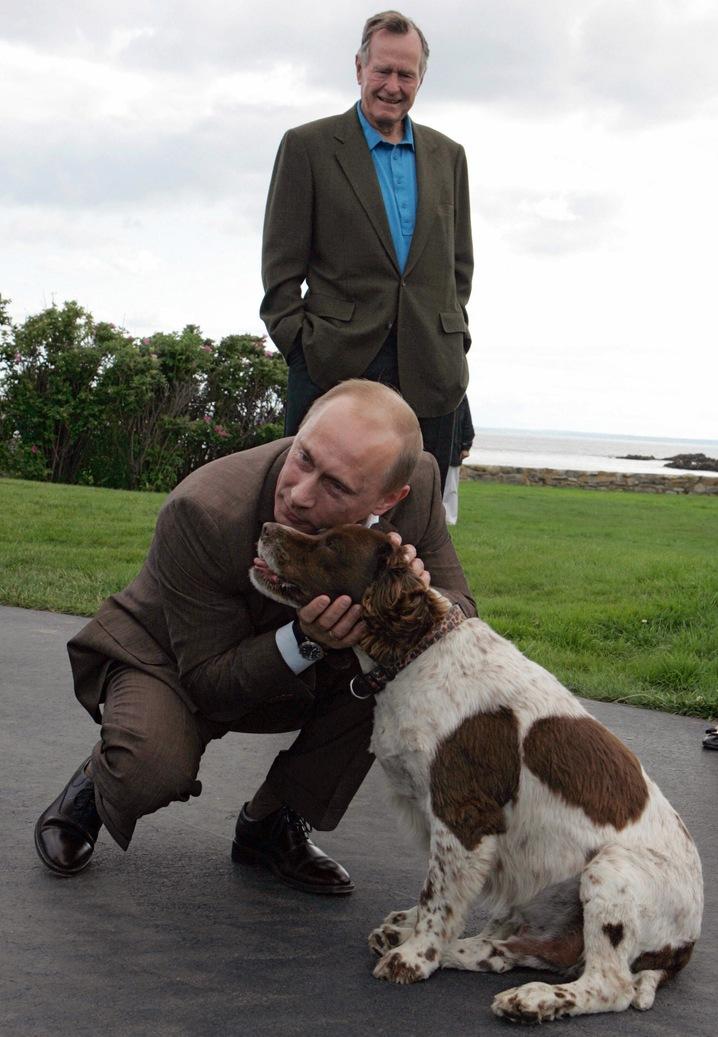 Diplomatic Petting