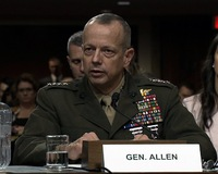 Allen: U.S. Still Needs 'Significant Combat Power' in Afghanistan
