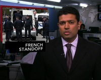 News Wrap: French Shootings Suspect Killed in Raid After Standoff