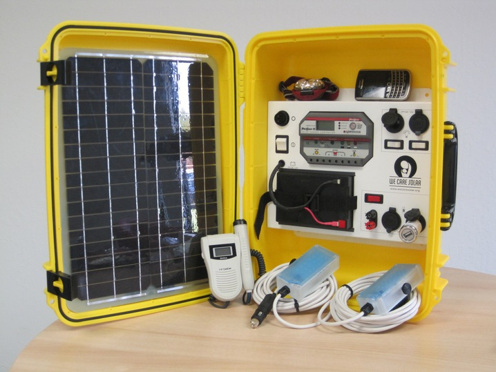 Solar in a Suitcase