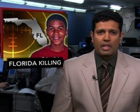 News Wrap: Trayvon Martin's Parents Attend Congressional Forum on Hate Crimes