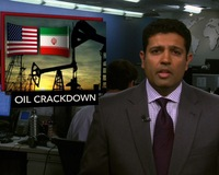 News Wrap: Markets Have Enough Oil to Rely Less on Iran, White House Says