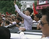 Suu Kyi's Opposition Party Wins Big in Myanmar Election