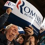 General Election Begins After Romney's Sweep