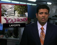 News Wrap: Internet Giant Yahoo to Lay Off 14 Percent of Staff