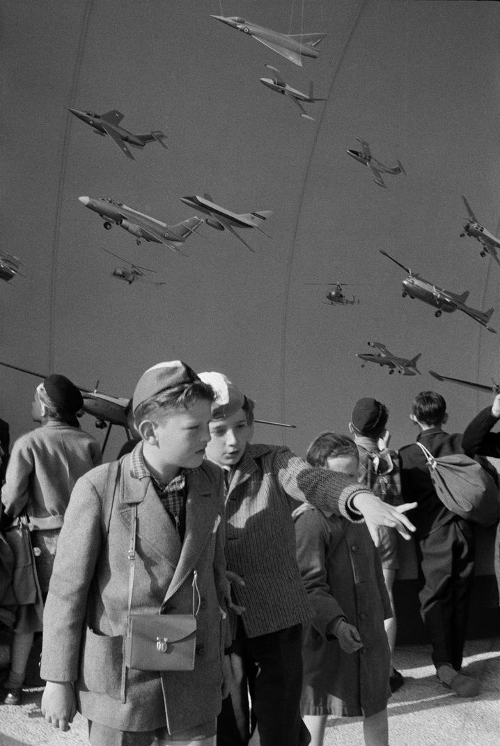 World's Fair, Brussels. 1958