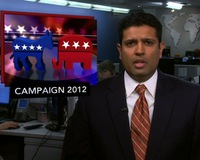 News Wrap: Biden Jabs Romney Over 'Buffett Rule' Opposition