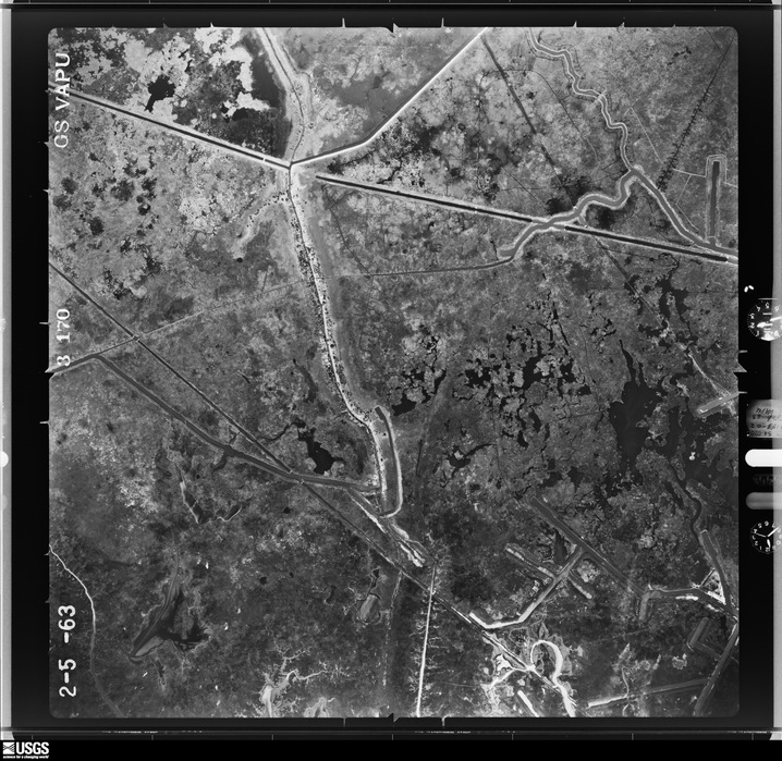 1963 Isle de Jean Charles