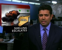 News Wrap: Attacks Escalate in Syria Despite Cease-fire