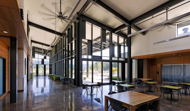 Portland's Newberg Center