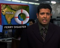 News Wrap: Indian Ferry Disaster Kills at Least 100