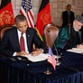 Obama's Trip to Afghanistan Eclipses Bin Laden Debate