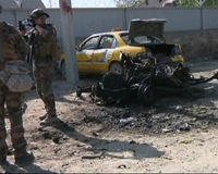 In Wake of Obama's Afghanistan Visit, Suicide Bomb Kills 7 in Kabul