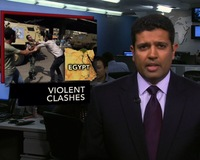 News Wrap: At Least 11 Dead in Violent Cairo Clashes