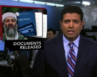 News Wrap: Bin Laden Documents Reveal Planned Attacks on Obama, Petraeus