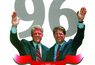 Clinton-Gore, 1996