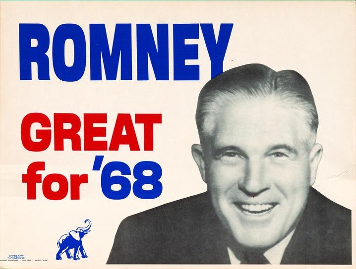 George Romney, 1968