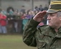 Bosnia's Ratko Mladic Stands Trial on Genocide, War Crimes Charges