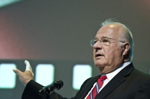 Joe Ricketts; photo by Kris Connor/Getty Images