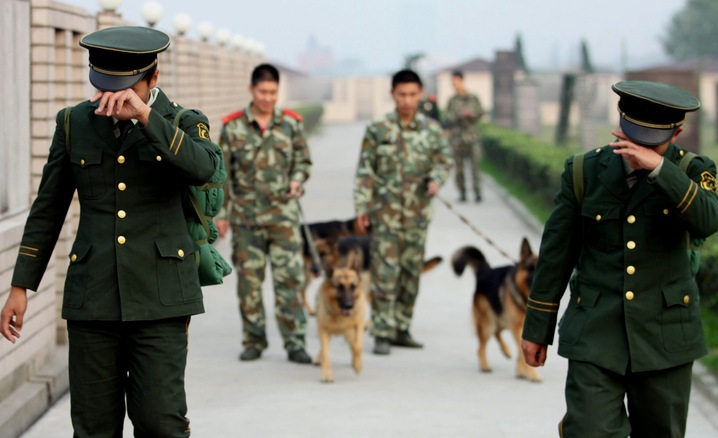 Chinese Canine Unit