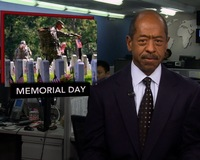 News Wrap: In Kabul, Memorial Day Marked With Fallen Marine's Letter