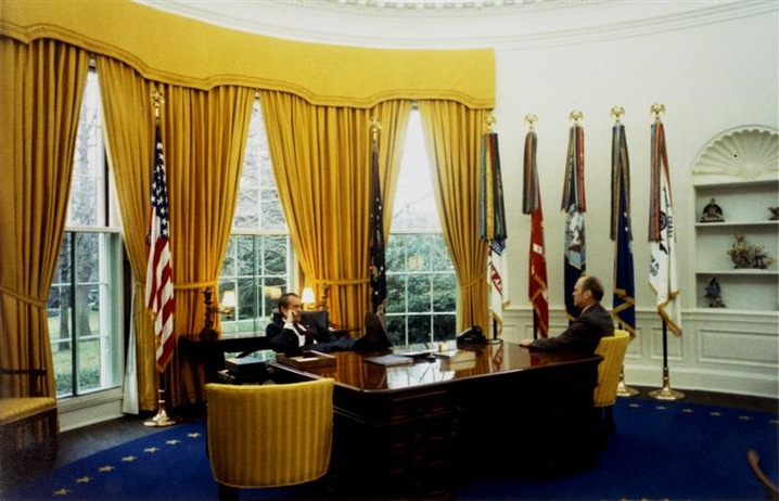 Oval Office Greeting