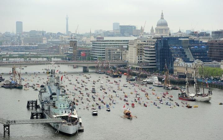 1,000 Boats