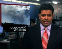 News Wrap: Firefighters Battle High Winds in Northern Colorado