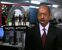 News Wrap: Taliban Attacks Hotel Near Kabul