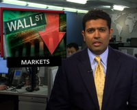 News Wrap: Europe Concerns Drive Down Markets